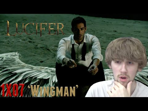 Lucifer Season 1 Episode 7 - 'Wingman' Reaction