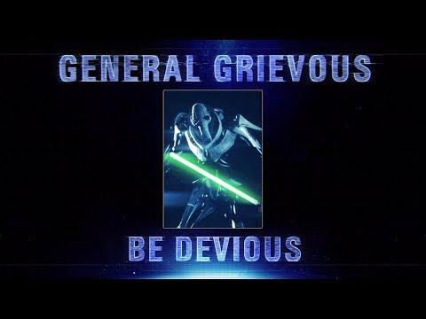 Star Wars Battlefront II - General Grievous Hero Trailer (Fanmade)