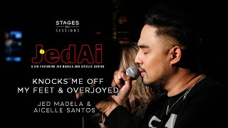 Jed Madela & Aicelle Santos - 'Knocks Me Off My Feet & Overjoyed' Live at JedAi