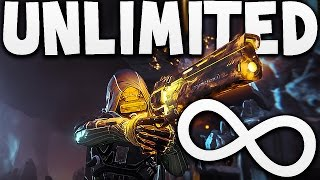 Destiny - UNLIMITED GOLDEN GUN GLITCH !!