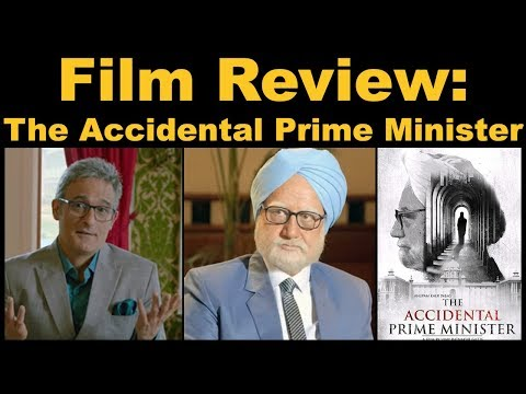 The Accidental Prime Minister Film Review | Anupam Kher | Congress
