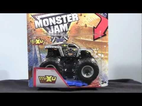 Hot Wheels Monster Jam Series Maximum Destruction 10th ...