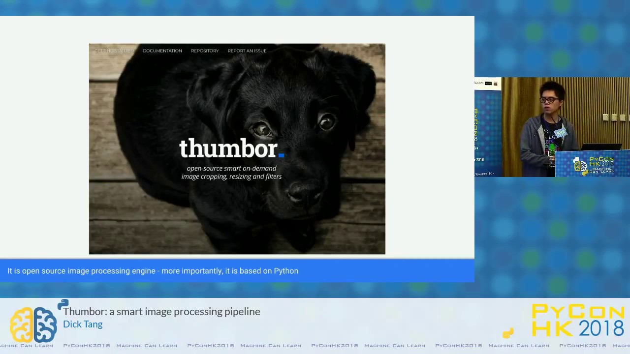 Image from Thumbor: a smart image processing pipeline