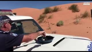 Caldo torrido in Australia, e l