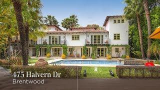 Beautiful Brentwood Estate | 475 Halvern Dr