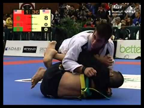 Guilherme Mendes vs Baret Yoshida | WP Trials 2010 | Art of Jiu Jitsu Academy | (949) 645 1679