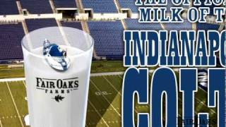 Fair Oaks Farms - The Official Milk of the Indianapolis Colts