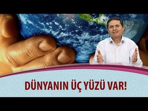 Dr. Ahmet ÇOLAK - Dünyanın üç Yüzü Var!