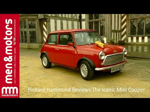 Richard Hammond Reviews The Iconic 1959 Mini Cooper