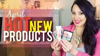 Hot NEW Beauty Products - April 2015 | Makeup Geek