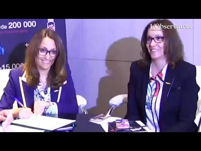 L'Observateur du Maroc: entretien avec Myriam Lahlou-Filali Fondation Noufissa Pharma 5