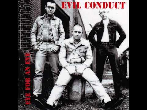 Evil Conduct - The Voice Of Oi!