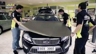 Полная поклейка автомобиля карбоновой пленкой 2012(, 2012-02-09T17:52:04.000Z)