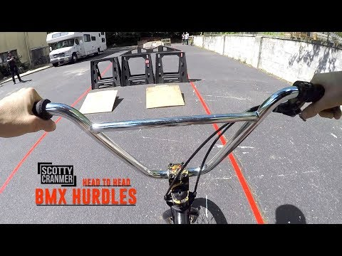 BMX HURDLE CHALLENGE! #3