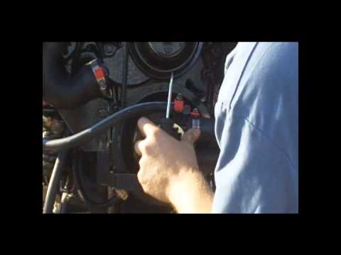Marine power 57l seawater pump and impeller change youtube publicscrutiny Choice Image