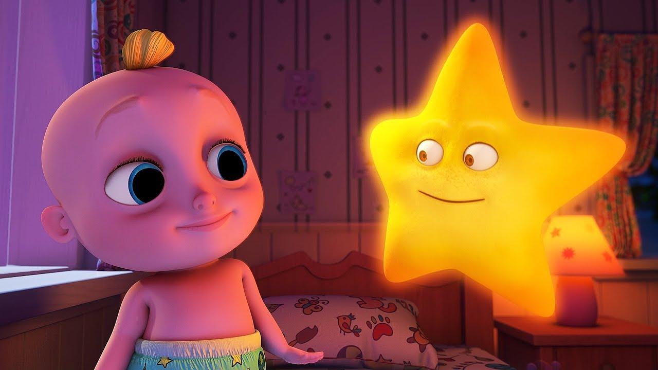 🌟Brilha Brilha Estrelinha!⭐ Música para dormir | Música de Ninar para crianças