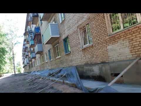 Капитальный ремонт дома 1-10 , г.Тихвин.