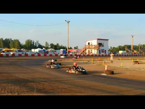 8.26.2017 - KC Raceway - Heavy Points - Heat 2