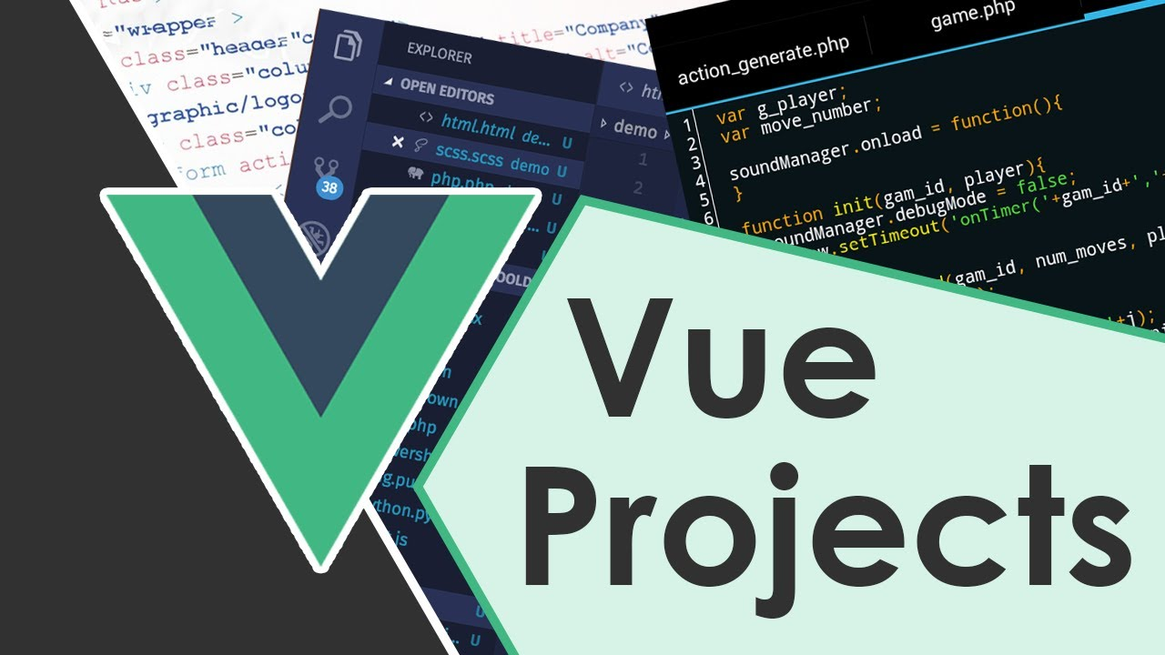 Five Vue.js 3 Projects That Will Blow Your Mind - Top 5 Vue 3 Projects in 2020