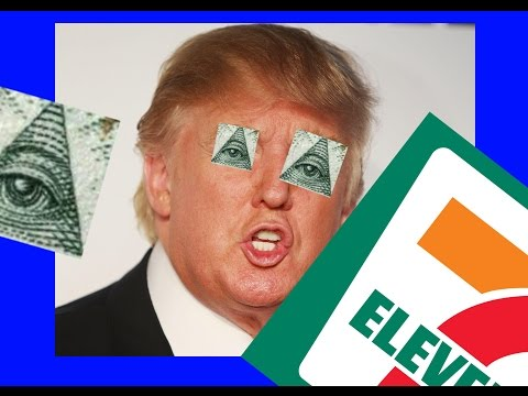 hqdefault donald trump did 7 11 donald trump's 7 eleven gaffe know your meme