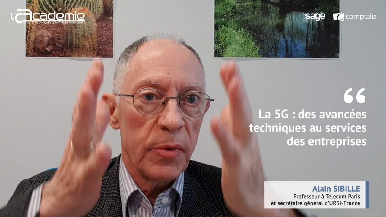 Les Entretiens de l'Académie : Alain Sibille