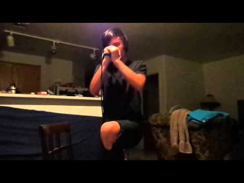 CHELSEA GRIN - CURSED VOCAL COVER