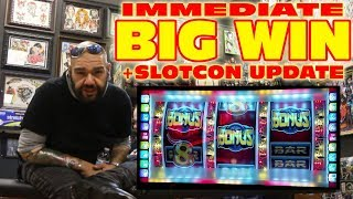 IMMEDIATE BIG BIG WIN AFTER WALKING IN ★ SLOTCON UPDATE