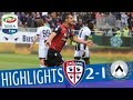 Cagliari - Udinese 2-1 - Highlights - Matchday 32 - Serie A TIM 2017/18