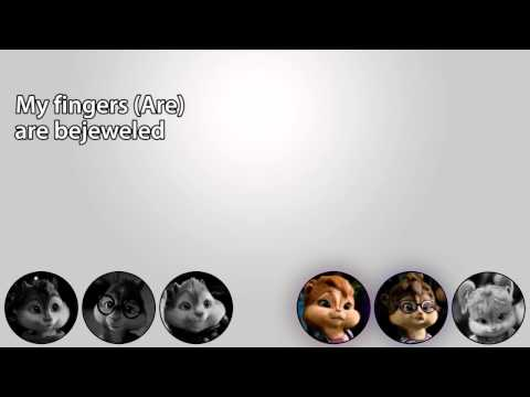 The Chipmunks & The Chipettes - Trouble (with Lyrics)