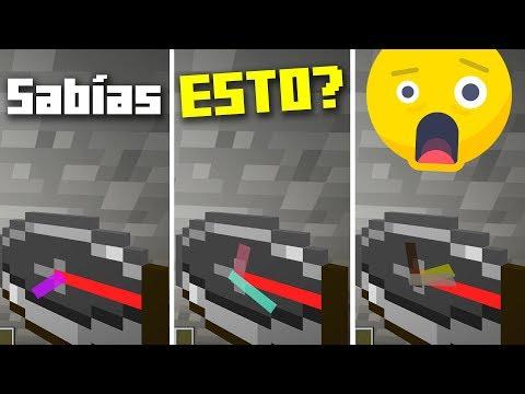 👉 Minecraft - 10 Cosas Que NO Sabías De La BRÚJULA - Rabahrex