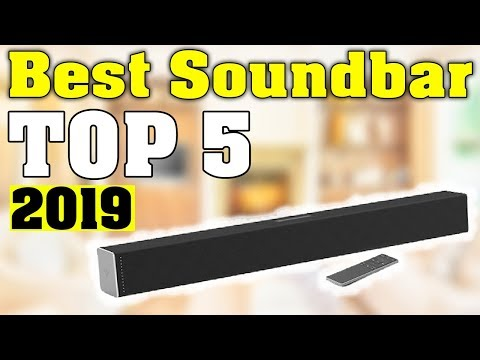 TOP 5: Best Soundbar 2019