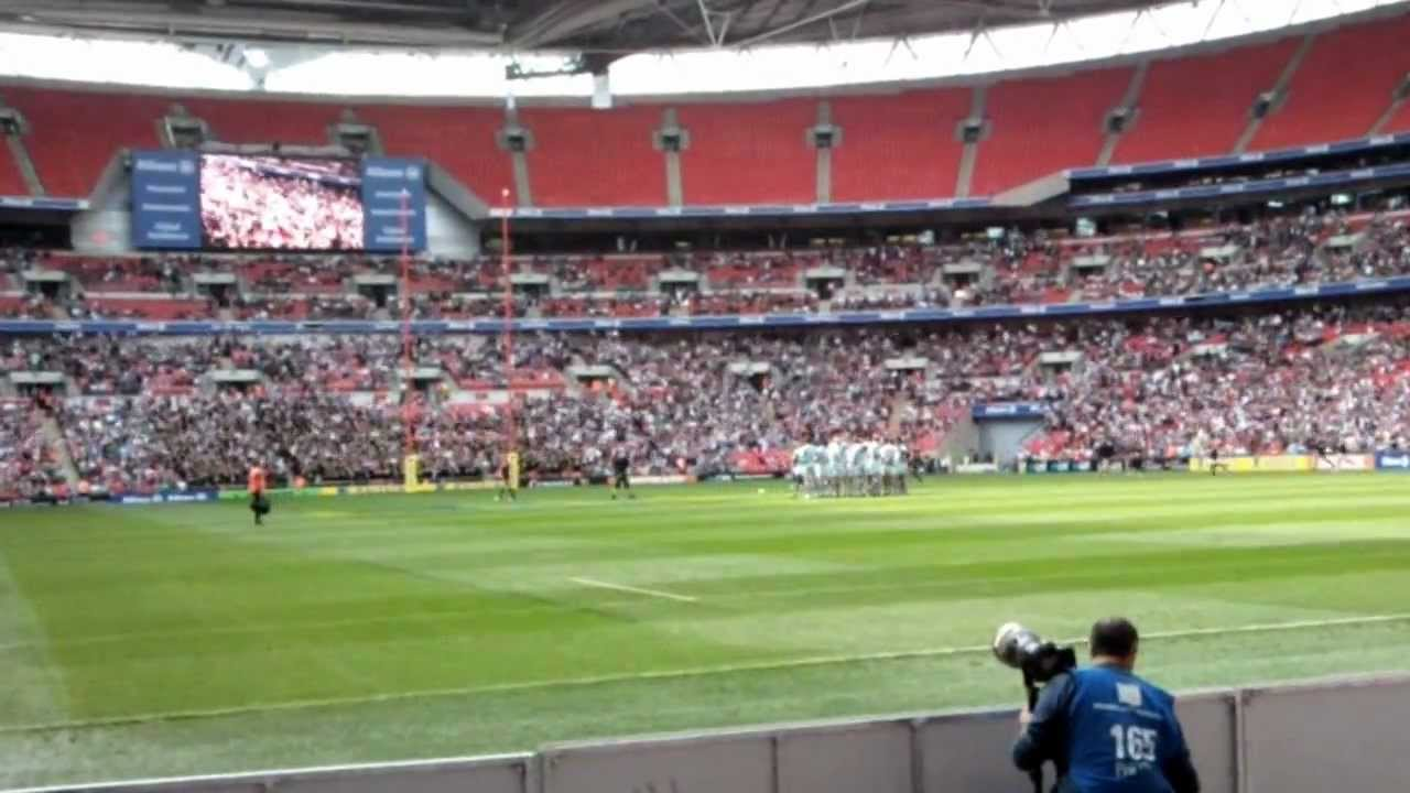 wembley stadium drunk person 39 s view of the pitch from row. Black Bedroom Furniture Sets. Home Design Ideas