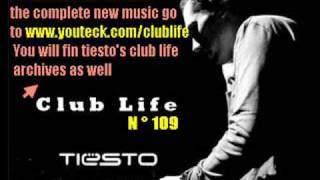 new tiesto club life   109 (very good quality)