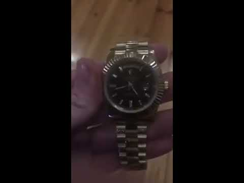 DHGATE ORDER 275167030 WATCH ROLEX DISPUTE DOESNT WORKING