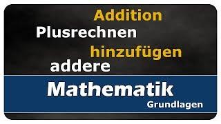 Let's Learn Addieren / Plusrechnen