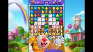 Candy Crush Friends Saga Level 681 (No boosters)