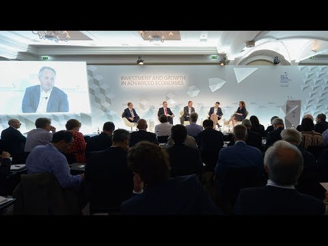 ECB Forum on Central Banking - Session 1: Innovation, invest