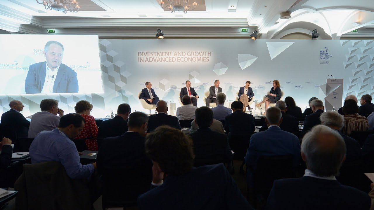 ECB Forum on Central Banking - Session 1: Innovation, investment and productivity - 27 June 2017