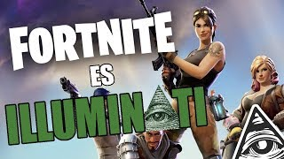 FORTNITE IS ILLUMINATI (100% REAL NO FAKE)