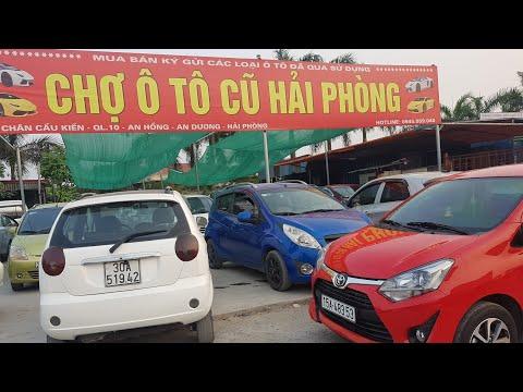 Tổng hợp xe 5 chỗ, 7 chỗ từ vài trục đến hơn 300 tr có tại Thuận xế cỏ Hải Phòng 0964674331