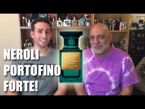 Neroli Portofino Forte by Tom Ford Review w/ Carlos!