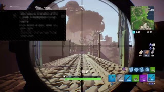 *NEW* HEAVY SNIPER RIFLE DAMAGE AND BULLET DROP (Playground) | Fortnite Battle Royale