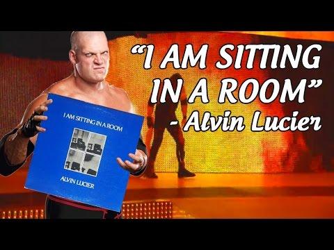 WWE Superstar Kane performs Alvin Lucier's -