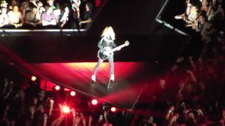 Madonna Live in Moscow 2012 Part 2(I rented the video from a height of seven floors that you can see what is happening on stage., 2012-08-09T21:55:18.000Z)