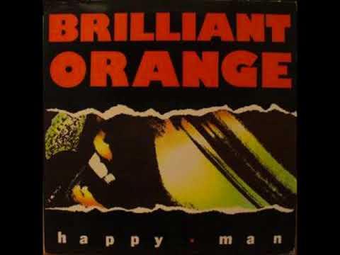 Brilliant Orange - Secure (CAN, 1985)
