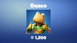 Guaco | Fortnite Outfit/Skin