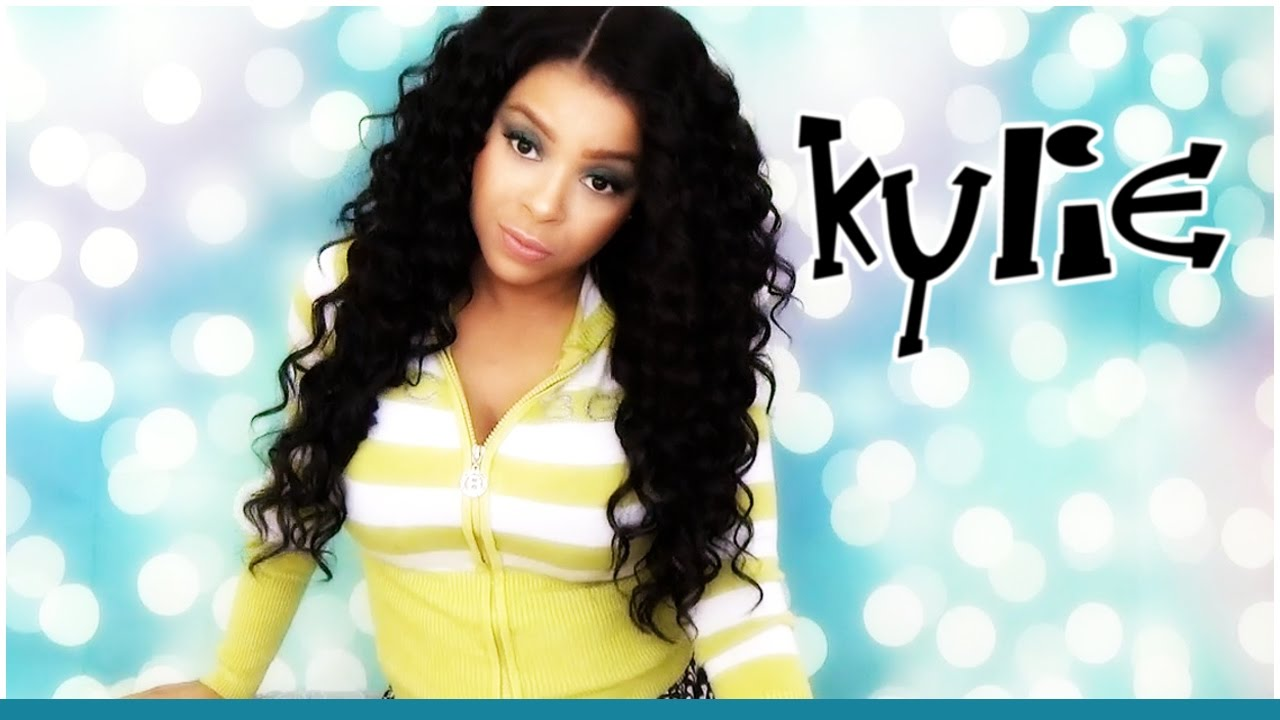 1a3244d3095 KYLIE WIG - Freetress Equal Deep Invisible L Part Lace Front Wig | #2