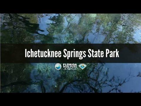 Firsthand Florida Fun: Ichetucknee Springs State Park