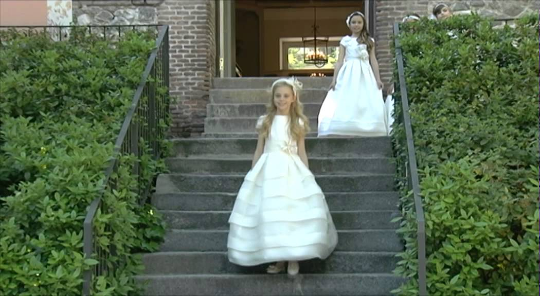 Vestidos de comunion francis montesinos