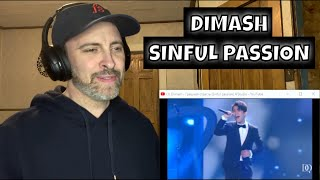 Download DIMASH - SINFUL PASSION - Reaction
